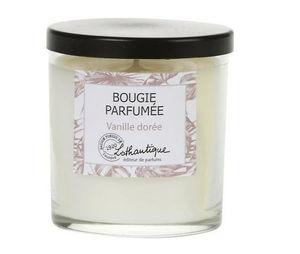 Lothantique - vanille dorée - Bougie Parfumée