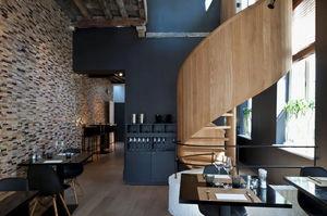DOMINIQUE DESIMPEL -  - Agencement D'architecte Bars Restaurants