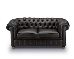 Classic Design Italia - chester 2 places - Canapé Chesterfield