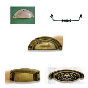 Flaner en Provence - poignées de meubles forme coquille - Poignée De Meuble