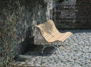 Atelier Du Rivage - le caillebote - Banc De Jardin