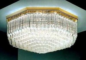 Styl-Lamp - gold plated - Plafonnier