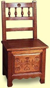 Le Gall -   - Chaise Coffre