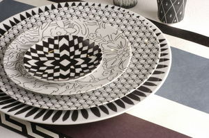 ISI -  - Assiette Plate