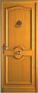 Cid - florence - Porte D'entrée Pleine