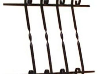 VIAL MENUISERIES - esterel - Grille De Défense