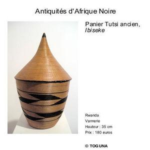 Galerie Toguna -  - Panier