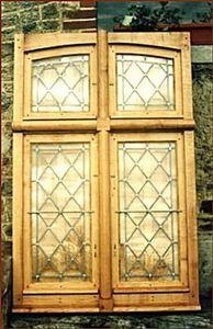 Ateliers Pierre-Yves Lancelot -   - Fenêtre 1 Vantail