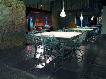 CasaLux Home Design - grès cérame effect noir 120x60cm - Carrelage De Sol Grand Format
