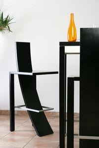 Partage Paris - chaise haute arqu�e - Chaise Haute De Bar