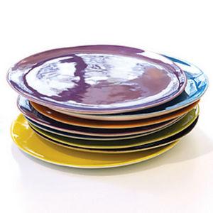 SENTOU - assiette bazelaire ø 26 - Assiette Plate