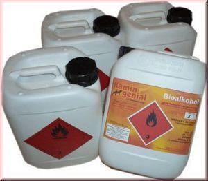 Decofire -  - Combustible Pour Cheminée Sans Conduit D'évacuation