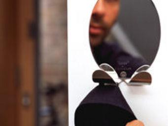 HAPPYSPACE - la patère-miroir - Patère