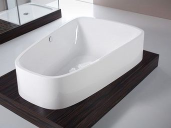 Hoesch Design France - single bath duo - Baignoire Ilot