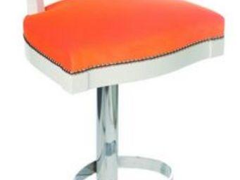 Etc Creations - chaise de bar cul de jatte - Chaise Haute De Bar