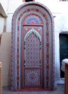 Artiwood Maroc -  - Porte Ancienne