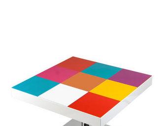 Etc Creations -  - Table Basse Carrée