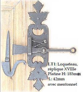 Les Forges De Signa -  - Loqueteau