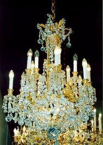 Berman Freres - lustre de style louis xvi - Lustre