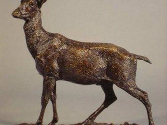 Air de Chasse -  - Sculpture Animalière