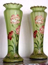 Antiquité Rouilly -  - Vase À Fleurs