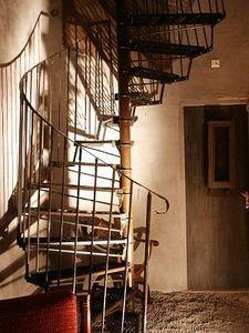 Au Réveil du Temps -  - Escalier Hélicoïdal