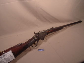 LE HUssARD - spencer sporting rifle - Carabine Et Fusil