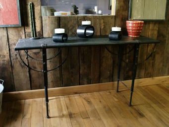Bca Materiaux Anciens -  - Table Console