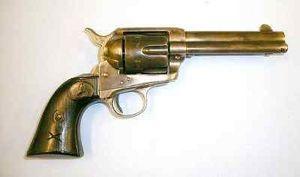 Pierre Rolly Armes Anciennes - colt sa, modèle 1873 - Pistolet Et Révolver
