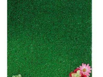 Taffet� - bouquet rosa - Paillasson