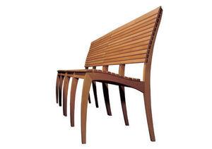 SIXAY furniture - grasshopper bench - Banc De Jardin