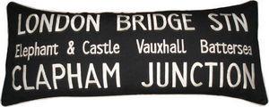 Barbara Coupe - london bridge station - Coussin Rectangulaire