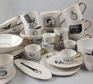 Kühn Keramik Berlin -  - Service De Table
