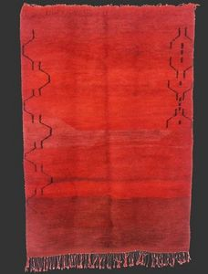 ATLAS KILIM BERBERE -  - Tapis Berb�re