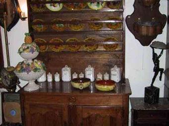 Abacadabra Antiquités - vaissellier - Vaisselier