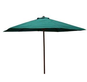 wood-en-stock - parasol en teck - Parasol