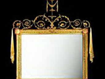 Adam Mirrors - mirror keddlestone - Miroir