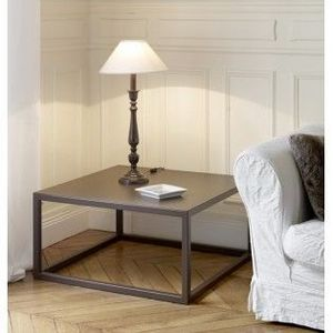Chaisor - table soho - Table Basse Carrée