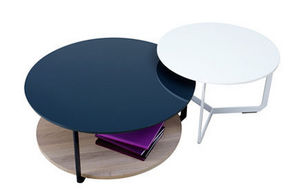 Asplund - east coffee table - Table Basse Ronde