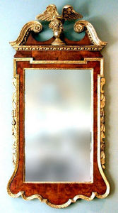 ERNEST JOHNSON ANTIQUES - mirror - Miroir