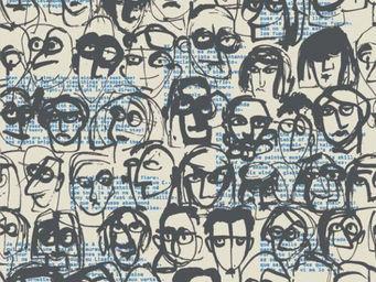 Equipo DRT - divertimento_les amis jeans - Papier Peint