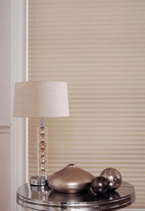 Dw Arundell & Company - pleated blinds - Store Plissé