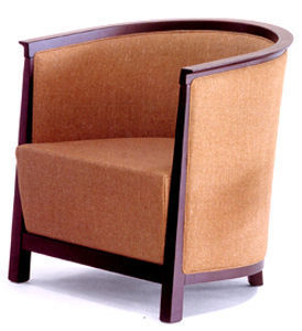 Courtney Contract Furnishers - ch 4 - Fauteuil