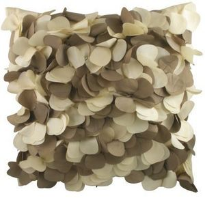 Evans Lichfield - 17 k/e confetti natural cushion - Coussin Carré
