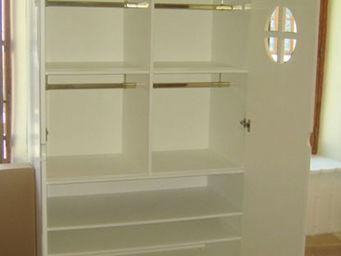 Luc Perron Creation - sur mesure pour enfant - Armoire Dressing