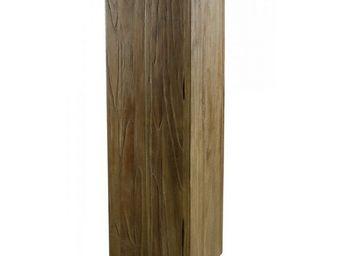 MEUBLES ZAGO - pilier creux carré - Sellette