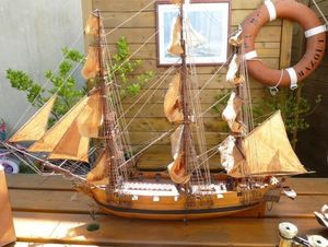 La Timonerie Antiquités marine -  - Maquette De Bateau