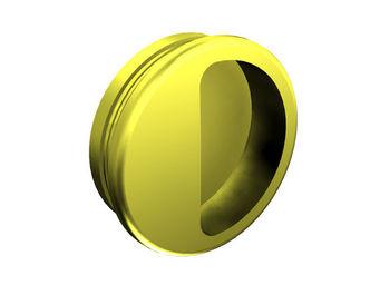 Wimove - poignee cuvette ronde diametre 50 mm - plastique d - Poignée Cuvette
