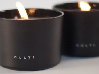 Culti - club house - Bougie Parfum�e