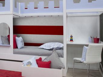 BABYROOM - cama castillo - Lit Cabane Enfant